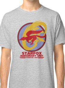 Mercenary Unit - Starfox Classic T-Shirt