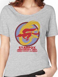 Mercenary Unit - Starfox Women's Relaxed Fit T-Shirt