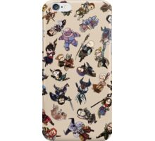 Dragon Age Party members iPhone Case/Skin