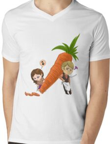 Hannibal - Carrot Mens V-Neck T-Shirt