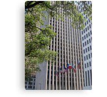Houston Skyscraper Metal Print