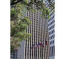 Houston Skyscraper Photographic Print