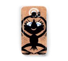 Diamond Eye Sun Dance Rorscharch Creature Samsung Galaxy Case/Skin