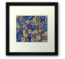 Colours Of Genesis Framed Print