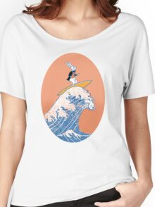 White Rabbit Surfing Women's Relaxed Fit T-Shirt