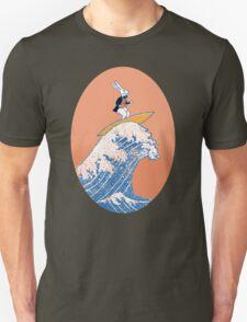 White Rabbit Surfing Unisex T-Shirt