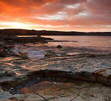 Bellerive Bluff Sunrise by Chris Cobern