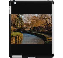 Green and pleasant land iPad Case/Skin