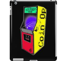 COIN OP history box iPad Case/Skin