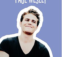 Paul Wesley by ANamelessPerson