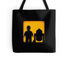 Shadow - Droids Tote Bag