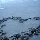 I Love the Beach by heathernicole00