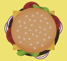 HAMBURGER! Kids Tee