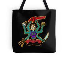 Goddess of Gore Tote Bag