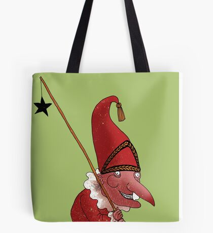 Mr. Punch and the Dark Star Tote Bag