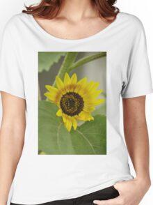 Sunflower - macro Women's Relaxed Fit T-Shirt