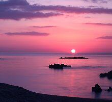 Alcaidesa Sunrise by David W Bailey