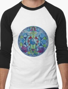 Free-hand Tao mandala angel  T-Shirt