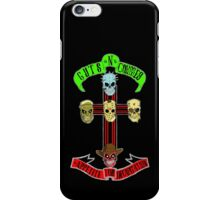 Guts N' Corpses iPhone Case/Skin