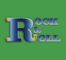 Vintage Rock&roll Kids Clothes