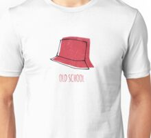 Old School - Hat Unisex T-Shirt