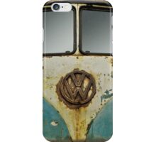 VW Rusty iPhone Case/Skin