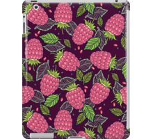 Juicy raspberries. iPad Case/Skin