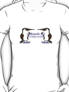 Blue-footed Boobies T-Shirt