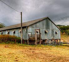 Click go the shears, no more. by Jason Ruth