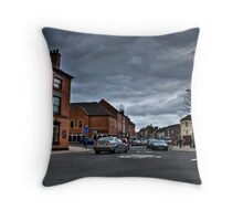 Ashby de La Zouch #2 Throw Pillow