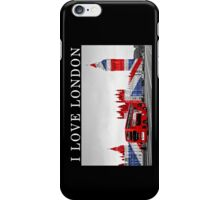 Big Ben and Union Jack iPhone Case/Skin