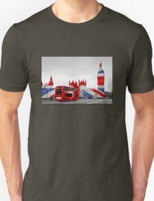 Big Ben and Union Jack T-Shirt
