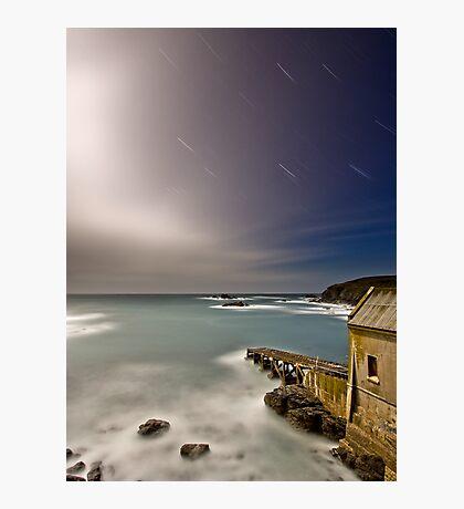 Lizard Point night#2 Photographic Print