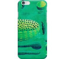 Peas with Bowls iPhone Case/Skin