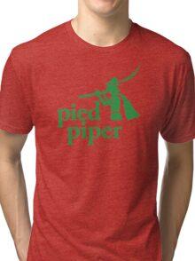 Pied Piper (Version 1) Tri-blend T-Shirt