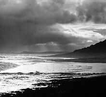 Point Lonsdale beach by Gwynne Brennan