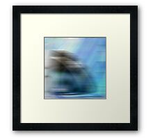 Moving Stillness #3 Framed Print