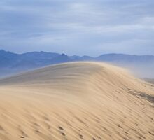Death Valley Sandstorm by Robert Kelch, M.D.