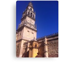 Spanish Minaret Canvas Print