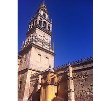 Spanish Minaret Photographic Print