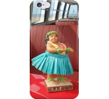 Hula Girl iPhone Case/Skin