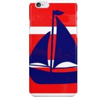 The sailboat iPhone Case/Skin
