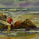 Surf at Noosa by Shirlroma