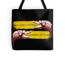 You Never can tell (Pulp Fiction Finger dance) Tote Bag
