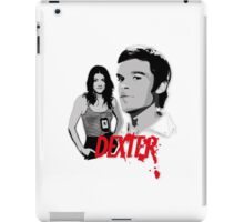 DEXTER series   iPad Case/Skin
