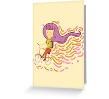 Claire Greeting Card