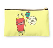 I Bring You Love Studio Pouch