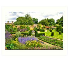 Castle Garden Art Print