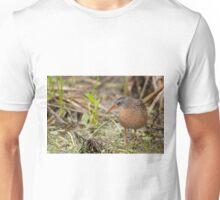 Virginia Rail Unisex T-Shirt