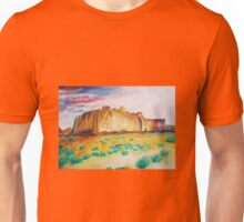 Inscription Rock NM Unisex T-Shirt